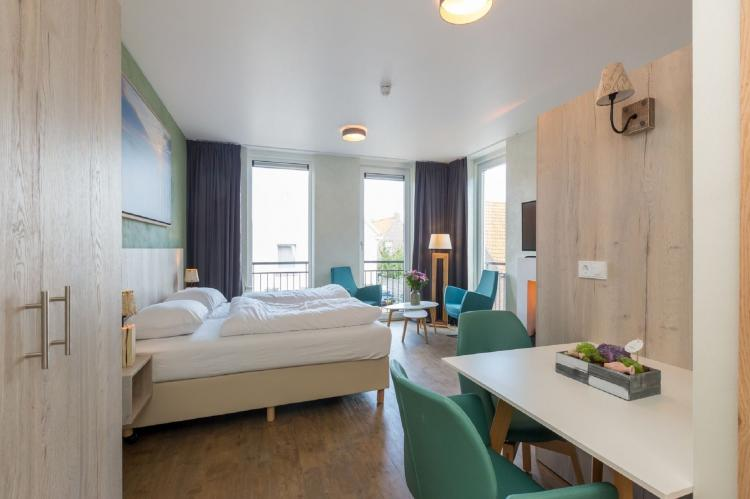 FerienhausNiederlande - Zeeland: Aparthotel Zoutelande - 2 pers luxe studio  [11]