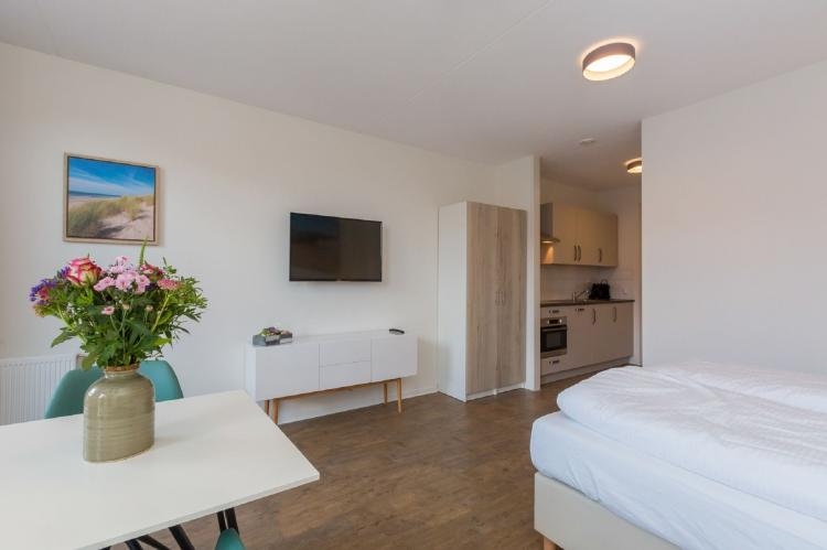 FerienhausNiederlande - Zeeland: Aparthotel Zoutelande - 2 pers luxe studio  [4]