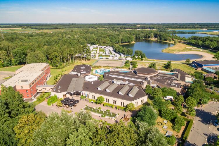 Holiday homeNetherlands - Limburg: Vakantiepark Klein Vink 15  [15]