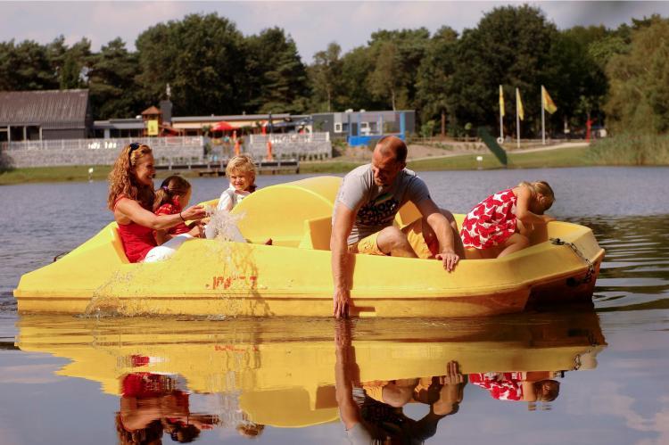 Holiday homeNetherlands - Noord-Brabant: Bospark 't Wolfsven 6  [12]
