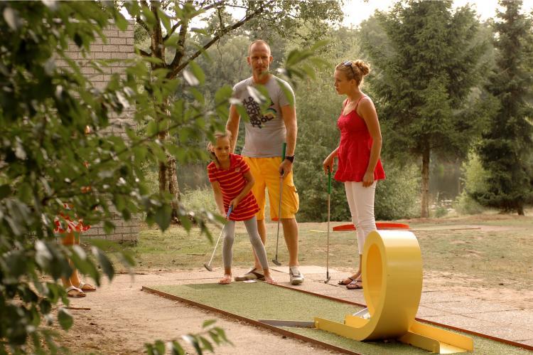 Holiday homeNetherlands - Noord-Brabant: Bospark 't Wolfsven 6  [11]