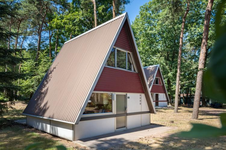 VakantiehuisNederland - Noord-Brabant: Bospark 't Wolfsven 7  [1]