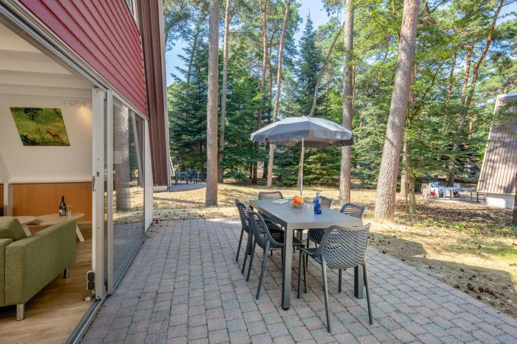VakantiehuisNederland - Noord-Brabant: Bospark 't Wolfsven 8  [7]