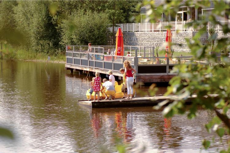 VakantiehuisNederland - Noord-Brabant: Bospark 't Wolfsven 8  [9]