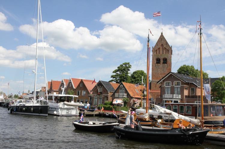 VakantiehuisNederland - Friesland: Tusken de Marren 1  [20]