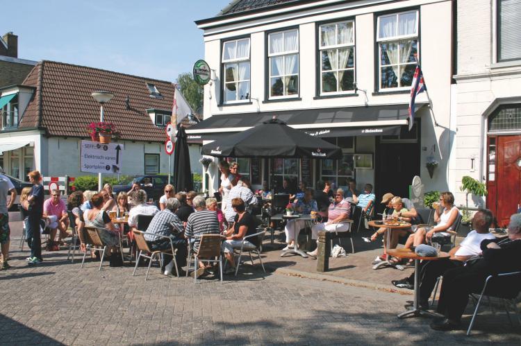 VakantiehuisNederland - Friesland: Tusken de Marren 1  [25]