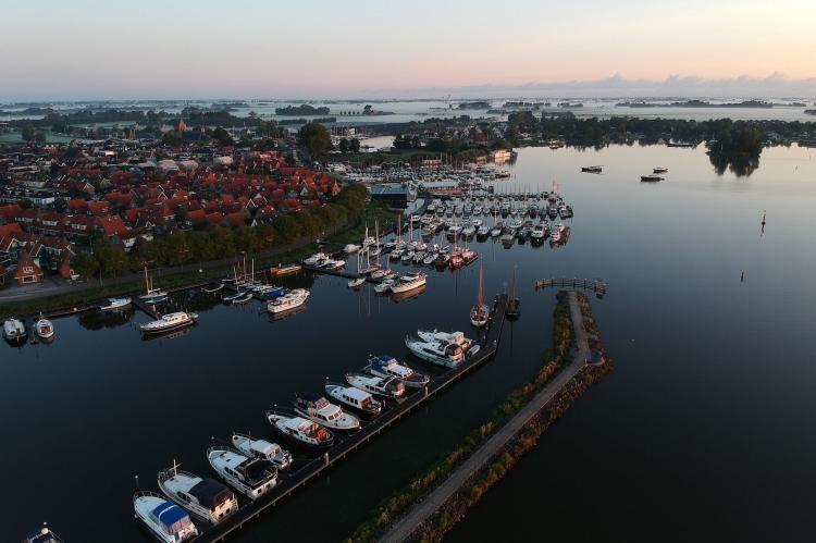 VakantiehuisNederland - Friesland: Tusken de Marren 1  [21]