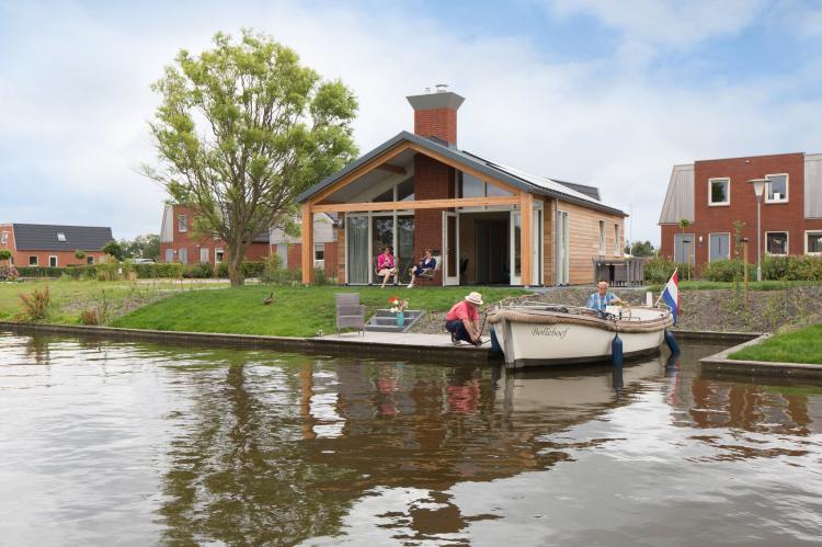 VakantiehuisNederland - Friesland: Tusken de Marren 3  [1]