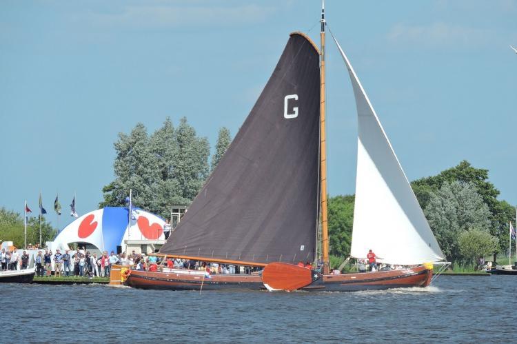 VakantiehuisNederland - Friesland: Tusken de Marren 3  [31]