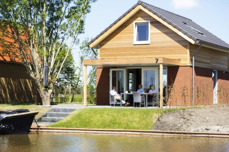 VakantiehuisNederland - Friesland: Tusken de Marren 4  [1]