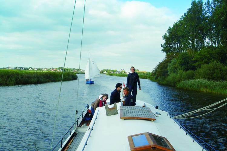 VakantiehuisNederland - Friesland: Tusken de Marren 4  [16]