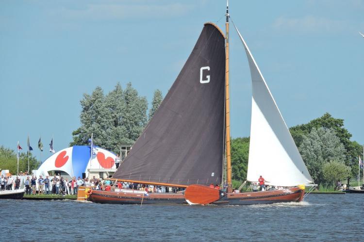 VakantiehuisNederland - Friesland: Tusken de Marren 5  [31]