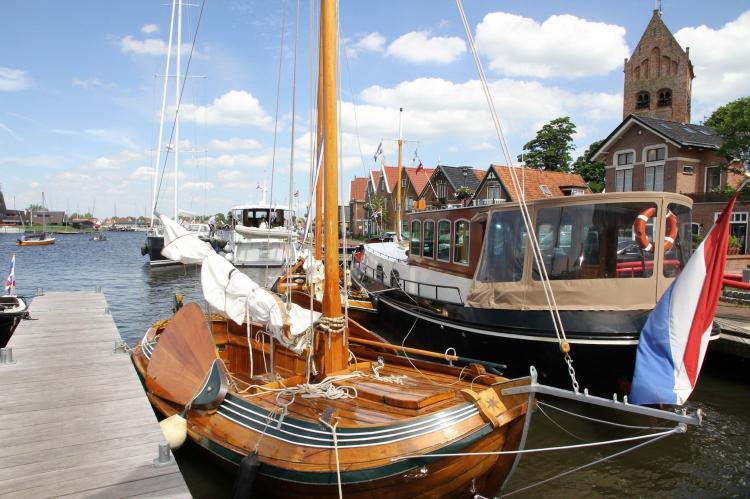 VakantiehuisNederland - Friesland: Tusken de Marren 5  [25]