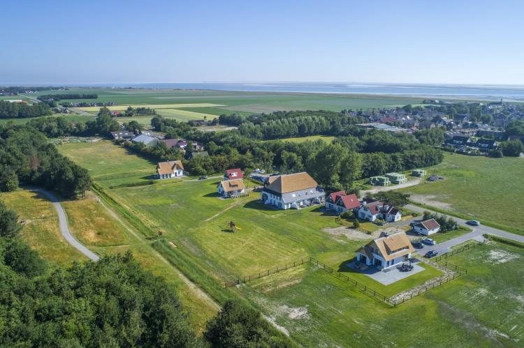 VakantiehuisNederland - Waddeneilanden: Villa Bouwlust Z  [5]