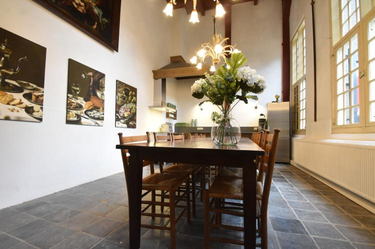 VakantiehuisNederland - Noord-Holland: Klein Weeshuis Enkhuizen  [9]