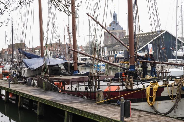 VakantiehuisNederland - Noord-Holland: Klein Weeshuis Enkhuizen  [33]