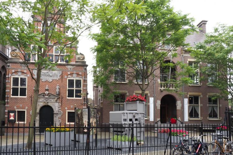 VakantiehuisNederland - Noord-Holland: Klein Weeshuis Enkhuizen  [26]