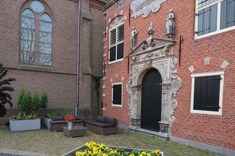 VakantiehuisNederland - Noord-Holland: Klein Weeshuis Enkhuizen  [28]