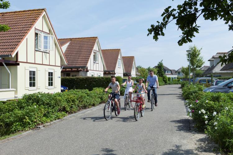 VakantiehuisNederland - Zeeland: Buitenhof Domburg 5  [33]