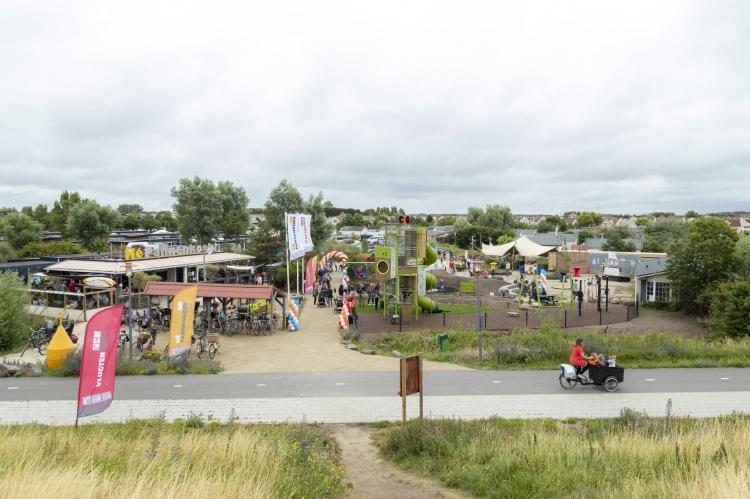 VakantiehuisNederland - Zuid-Holland: Strandpark Vlugtenburg 9  [21]