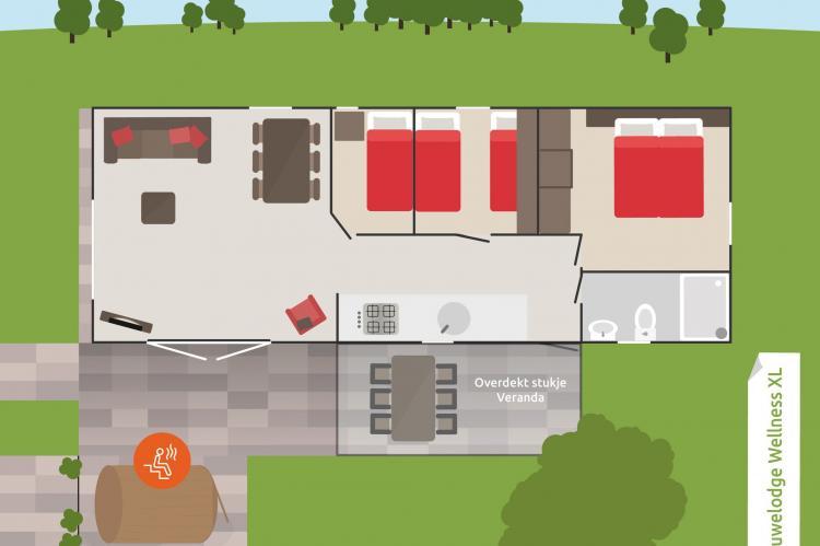 Holiday homeNetherlands - Gelderland: Recreatiepark de Boshoek 20  [11]