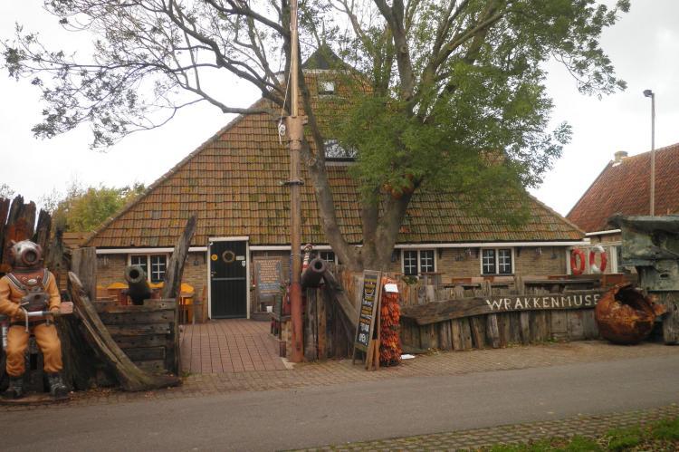 VakantiehuisNederland - Waddeneilanden: Résidence Terschelling 4  [16]