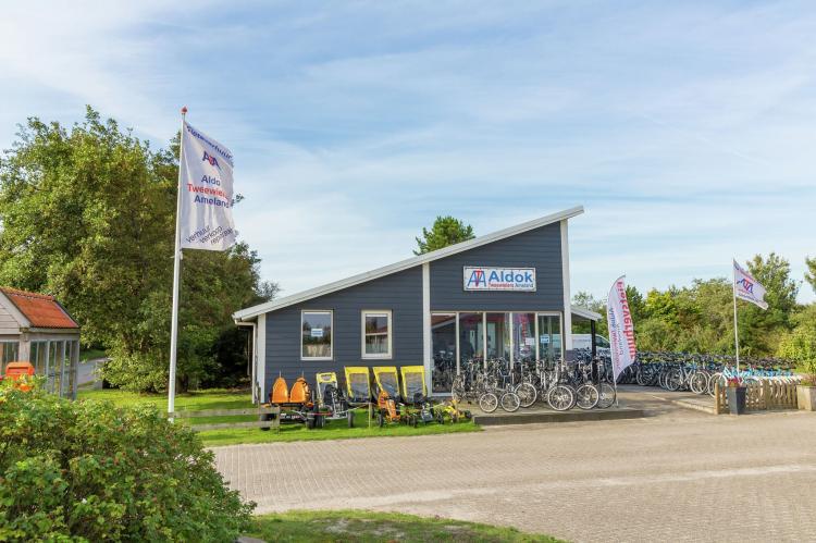VakantiehuisNederland - Waddeneilanden: Vakantiepark Boomhiemke 12  [45]