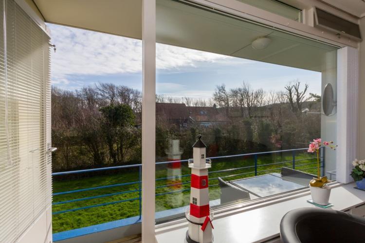 VakantiehuisNederland - Zeeland: Appartement Burg van Woelderenlaan  [6]