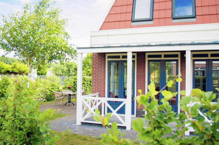 VakantiehuisNederland - Zuid-Holland: Bungalowparck Tulp en Zee 3  [19]