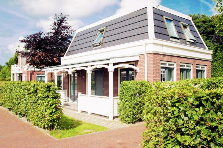VakantiehuisNederland - Zuid-Holland: Bungalowparck Tulp en Zee 3  [1]