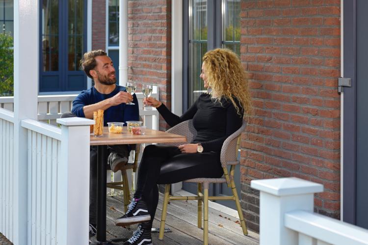 VakantiehuisNederland - Zuid-Holland: Bungalowparck Tulp en Zee 3  [18]