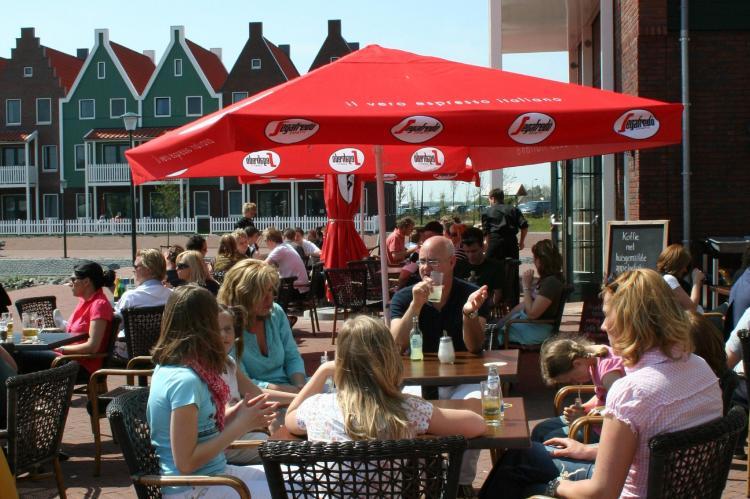VakantiehuisNederland - Noord-Holland: Marinapark Volendam 10  [17]