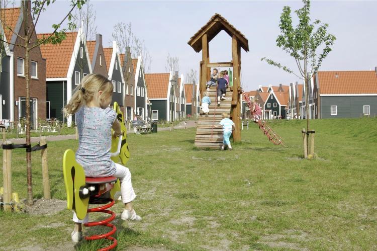 VakantiehuisNederland - Noord-Holland: Marinapark Volendam 10  [18]