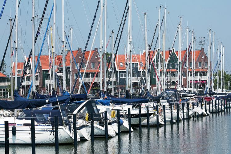 VakantiehuisNederland - Noord-Holland: Marinapark Volendam 10  [20]