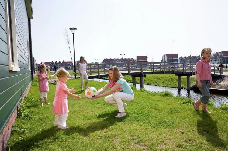 VakantiehuisNederland - Noord-Holland: Marinapark Volendam 10  [25]