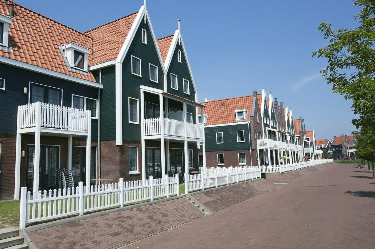 VakantiehuisNederland - Noord-Holland: Marinapark Volendam 10  [2]