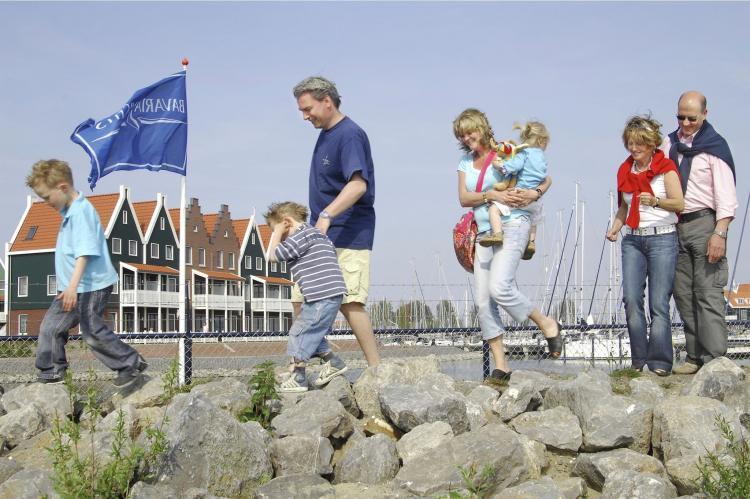 VakantiehuisNederland - Noord-Holland: Marinapark Volendam 10  [23]