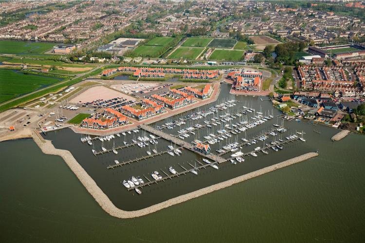 VakantiehuisNederland - Noord-Holland: Marinapark Volendam 10  [3]