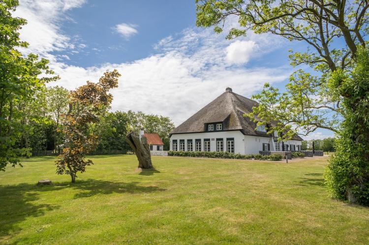 VakantiehuisNederland - Waddeneilanden: Appartement Hoeve Holland R1  [3]