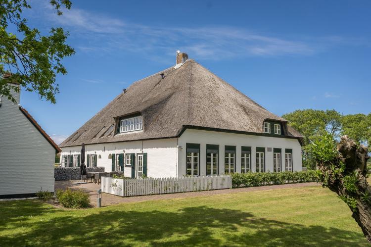 VakantiehuisNederland - Waddeneilanden: Appartement Hoeve Holland R1  [1]