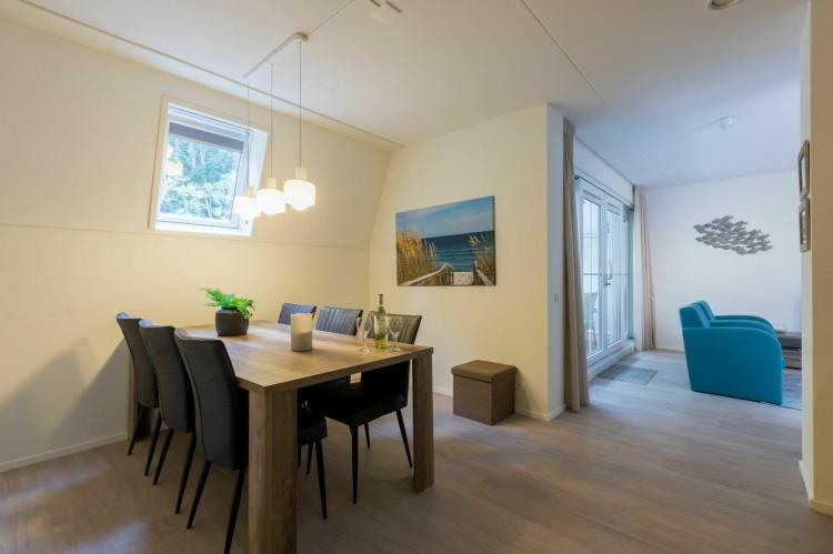 VakantiehuisNederland - : Appartement Duinhof Dishoek - 6 personen de luxe  [4]