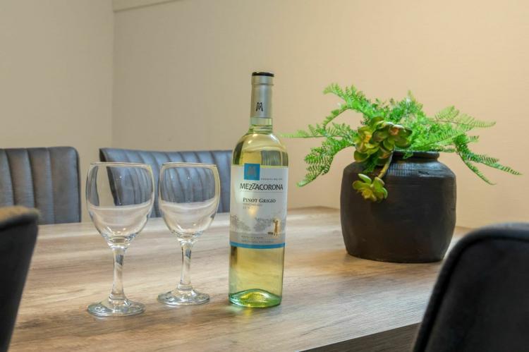 VakantiehuisNederland - : Appartement Duinhof Dishoek - 6 personen de luxe  [21]