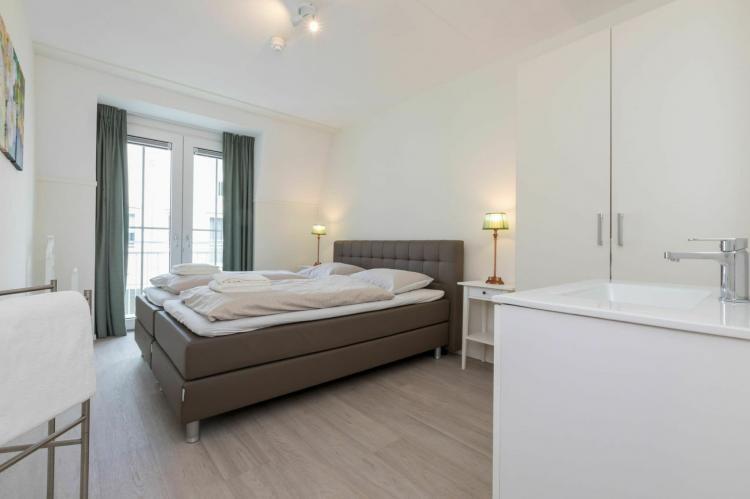 VakantiehuisNederland - : Appartement Duinhof Dishoek - 6 personen de luxe  [9]
