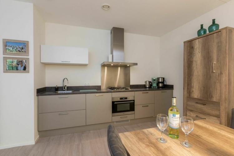 VakantiehuisNederland - : Appartement Duinhof Dishoek - 6 personen de luxe  [6]
