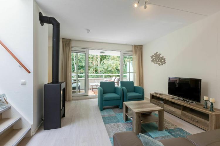 VakantiehuisNederland - : Appartement Duinhof Dishoek - 6 personen de luxe  [1]