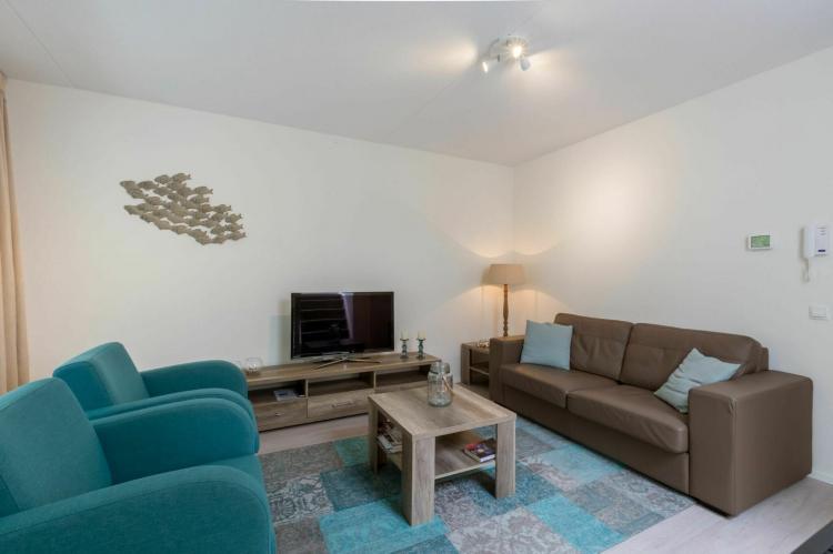 VakantiehuisNederland - : Appartement Duinhof Dishoek - 6 personen de luxe  [2]