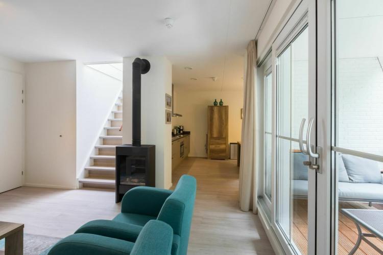 VakantiehuisNederland - : Appartement Duinhof Dishoek - 6 personen de luxe  [8]