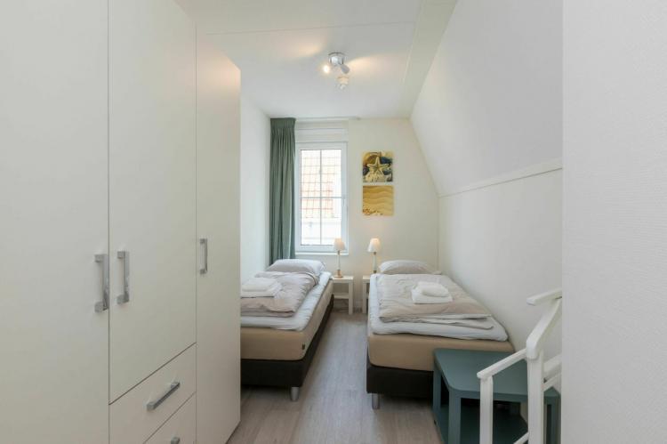 VakantiehuisNederland - : Appartement Duinhof Dishoek - 6 personen de luxe  [12]