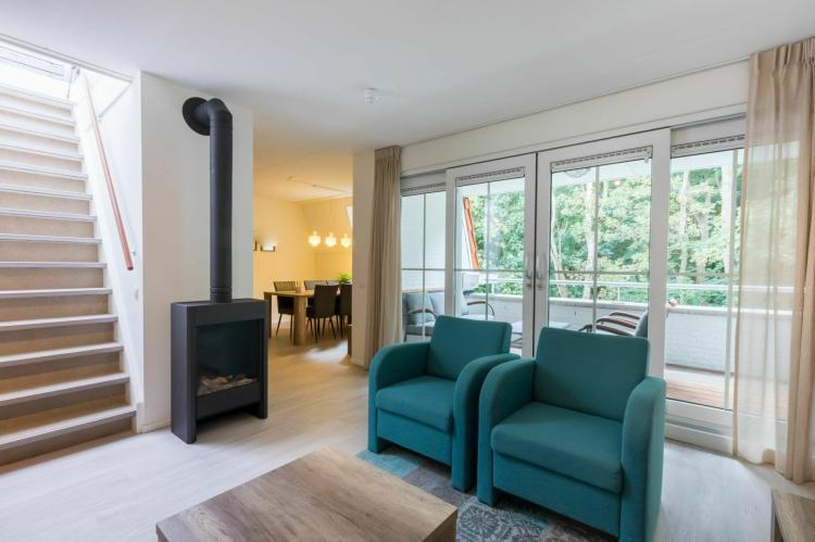 VakantiehuisNederland - : Appartement Duinhof Dishoek - 6 personen de luxe  [3]