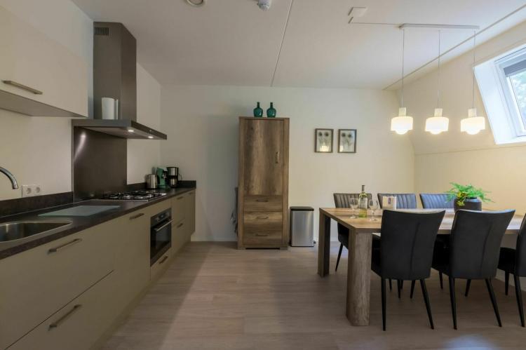 VakantiehuisNederland - : Appartement Duinhof Dishoek - 6 personen de luxe  [5]